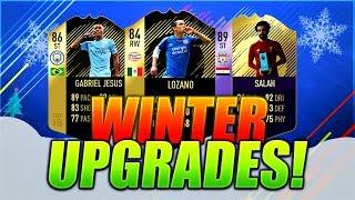 DE GROOTSTE WINTER UPGRADES IN FIFA 18 ULTIMATE TEAM!