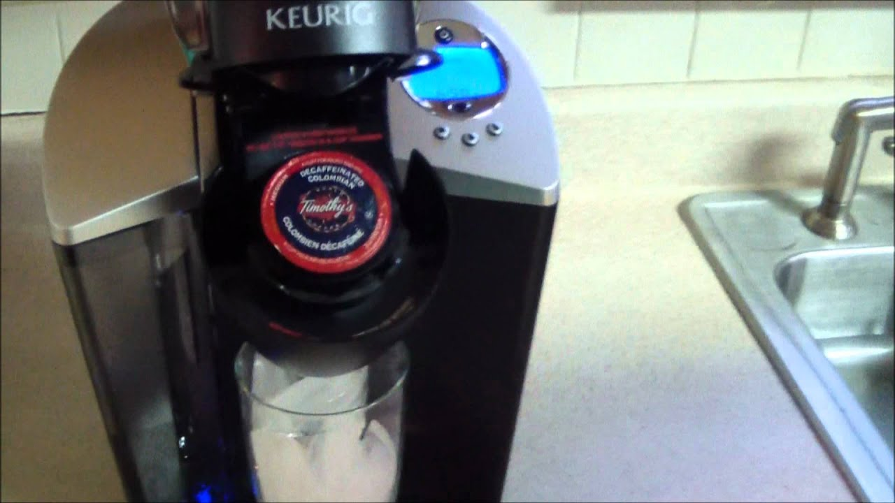 keurig b60 special edition brewing system review youtube rh youtube com Keurig B-Series Keurig B-Series
