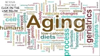 A healthy life - longer living anti-wrinkles anti-aging