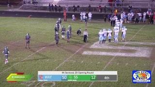 Wayne at South Side | IHSAA Sectional Football