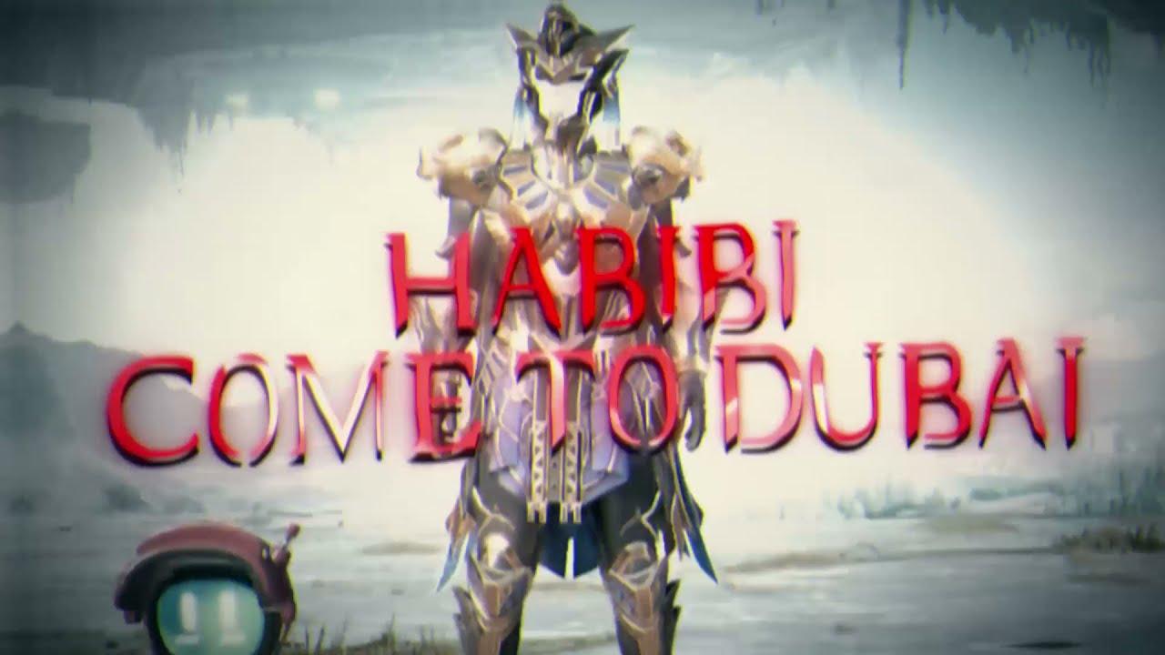 Habibi Come To Dubai 😈🔥 @VIPDAKU YT #pubgmobile #shorts