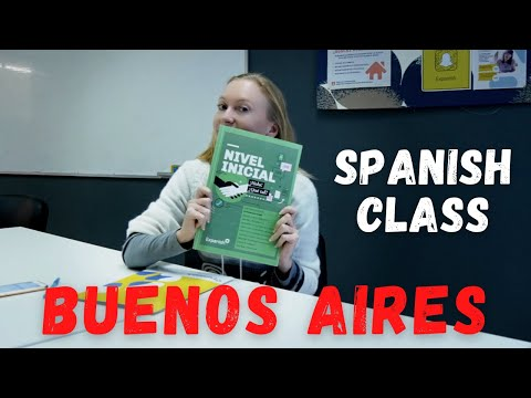 On My Way To Antarctica. Ep3: Studying Spanish in Buenos Aires (at Expanish)
