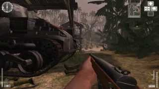 05. Medal of Honor: Pacific Assault - Realistic Difficulty Walkthrough - Makin Atoll: Sitting Ducks