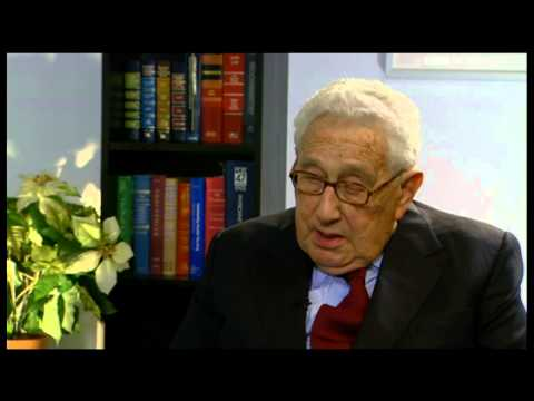 Kissinger on IS, Syria and Scotland - Newsnight