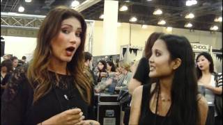Make Up For Ever IMATS LA 2011 Excslusive Interview Thumbnail