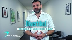 Divertikel - Wie wird das behandelt? Wie kann ich Prävention betreiben?