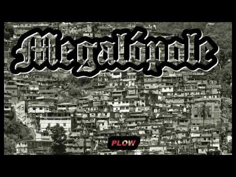 Megalópole - Desafogo [ Ras Akin, Clapton, Santiago ] (  Lyric Video )