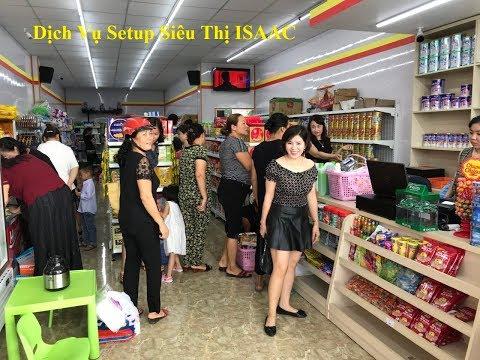 Video Cửa hàng tạp hóa, siêu thị mini kinh doanh những gì?