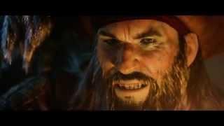 Assassin's creed 4 - Черный флаг трейлер (русская озвучка)