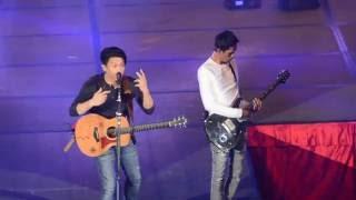 Menunggumu NOAH Live Perform di Hongkong