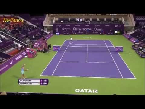 Best WTA shots and points of 2015 - part 1 [HD]