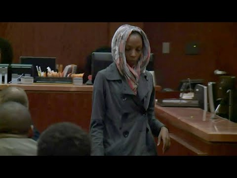 Mother accused of recording herself gagging baby, tying plastic bag on his head appears in court