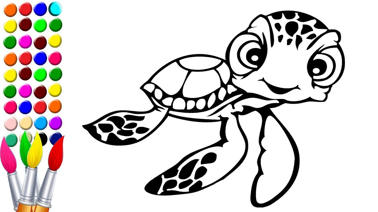 Kaplumbağa çizimi Youtube