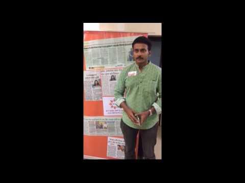 Actor Anuj Nayak