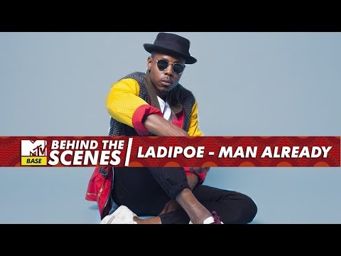 Go Behind The Scenes of Ladipoe's video by Man Already