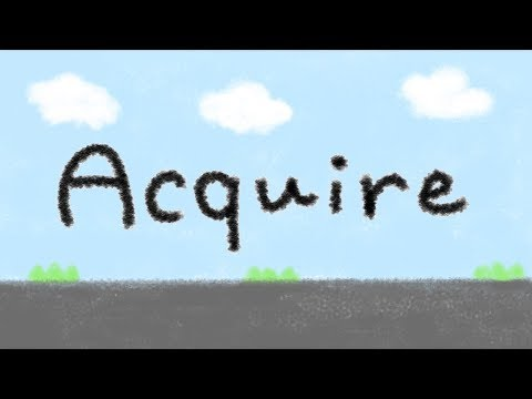 [BOFU2017] Acquire [BGA]
