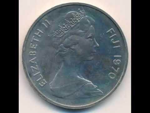 Coins Fiji - Fiji Dollar - commemorative coin - numismatics