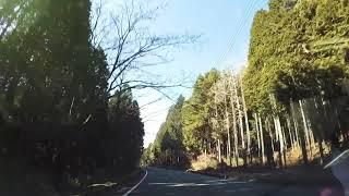 真冬の走行動画 天気快晴 mitsubishi lancer evolutionX.
