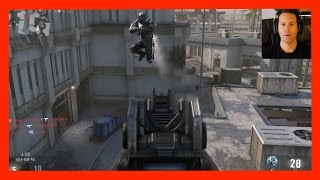 SPANKED IN FREE FOR ALL - COD ADVANCED WARFARE (PS4)