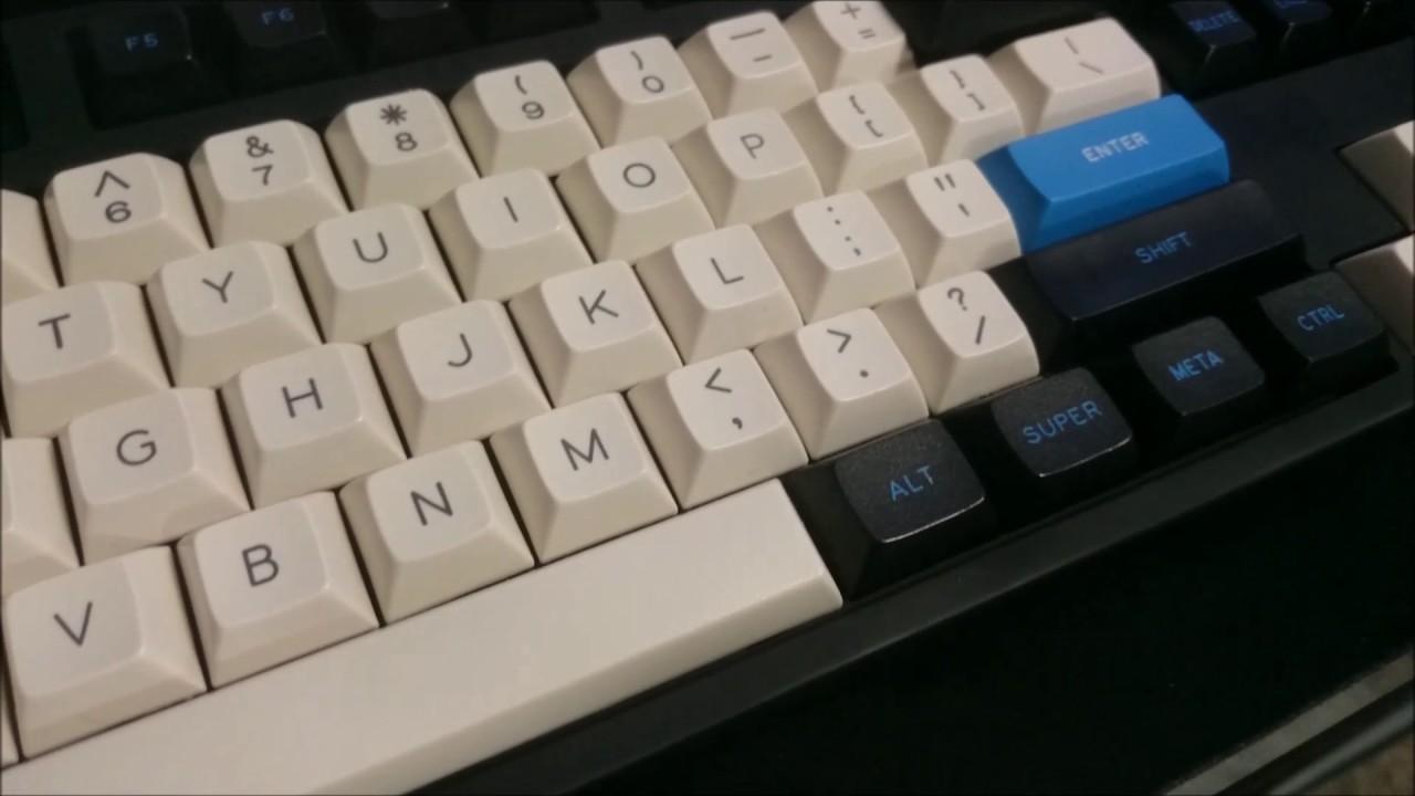 EVE DSA Keycap review
