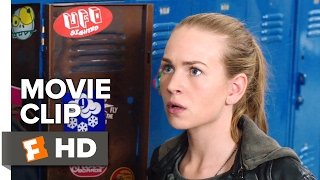 The Space Between Us Movie CLIP - Specific Type Of Travel (2017) - Asa Butterfield Movie