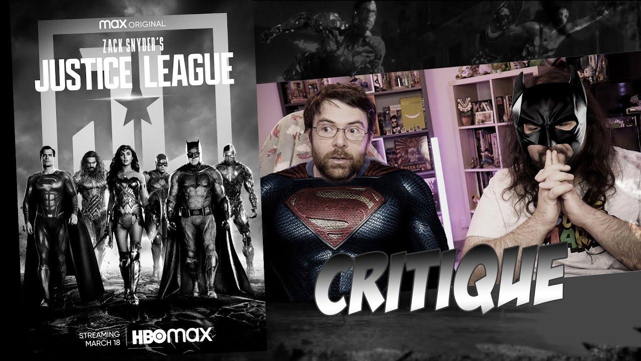 Download CRITIQUE - Zack Snyder's Justice League (Spoilers 15:52)