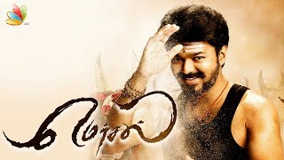 Mersal First Look Review : Atlee's Vijay 61 | Samantha, Kajal Agarwal