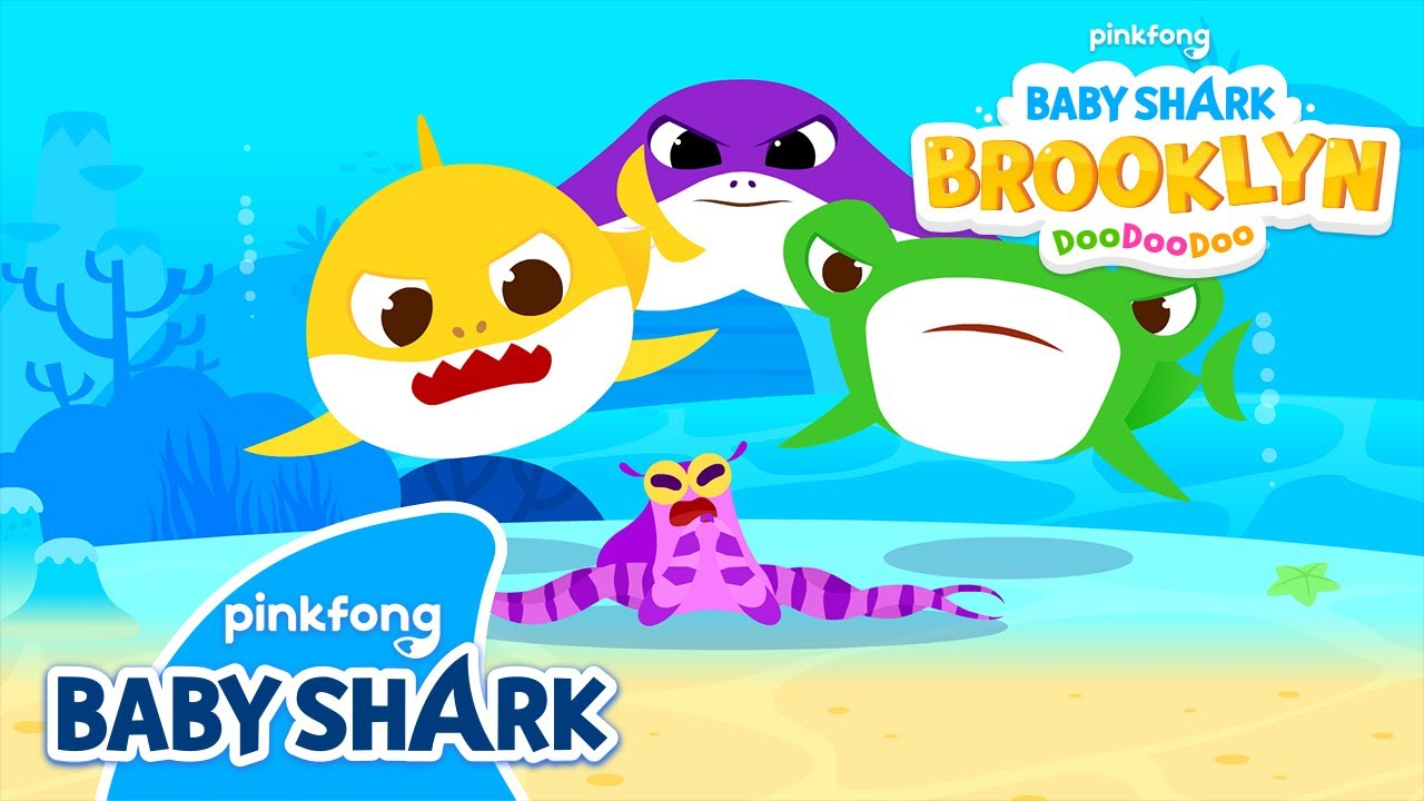 [EP.9] Catch the Thief! | Baby Shark Brooklyn Animation | Baby Shark Official