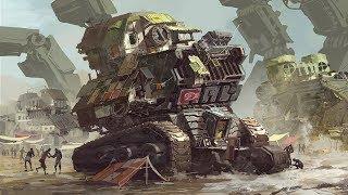 Танк-крепость. Короткометражный фильм
