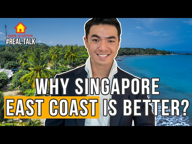 Singapore's East Coast Plan [THE REAL EAST COAST PLAN] | Real Talk Ep34