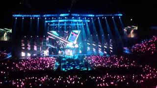 fancam 120627 opening beautiful night beast 2013 aia k pop concert in malaysia