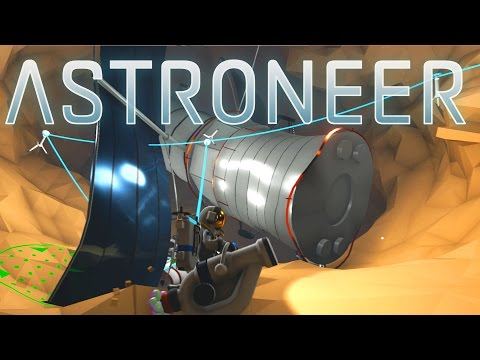 Astroneer - Ep. 8 - The Secret Telescope Satellite! - Let's Play Astroneer Gameplay