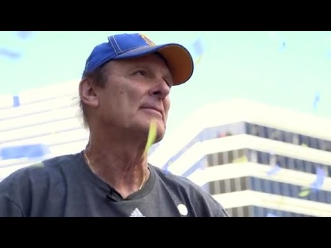 Warriors Ground Victory Road – Rick Barry