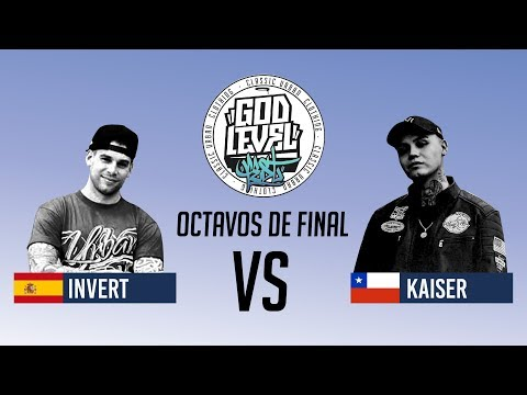 KAISER VS INVERT / OCTAVOS  / GOD LEVEL ARGENTINA