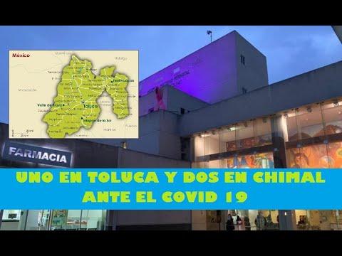 Trabajadores De Hospitales En El Edomex Ante Falta De Insumos Y Seguridad