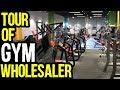 Gym Samaan Wholesaler in China Tour | Azad Chaiwala Show