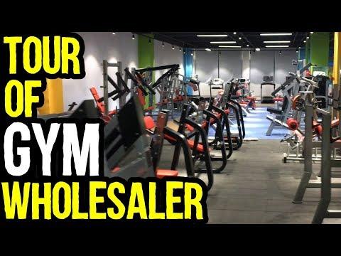 Gym Samaan Wholesaler In China Tour    Urdu Hindi Punjabi