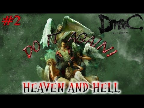 DMC Devil May Cry 5 Gameplay Walkthrough with Commentary Part 4 - Welcome to Dream WorldKaynak: YouTube · Süre: 12 dakika49 saniye