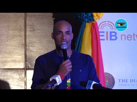 Boris Kodjoe, other Hollywood stars in Ghana for 'Circle Festival' launch