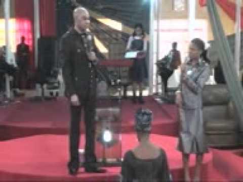 Prophet Ajanaku Preaching: Freedom from all giants