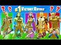 The *RANDOM* GOLD FOIL Challenge in Fortnite!