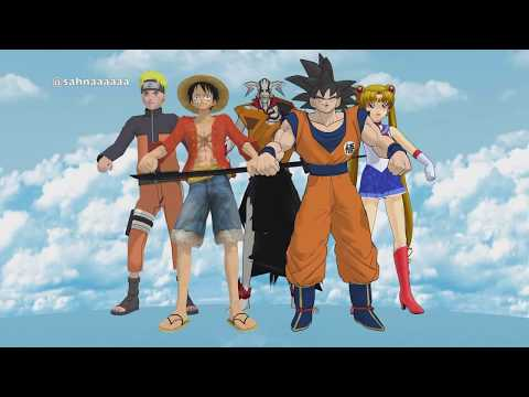 [MMD] Anime World - SahBabii
