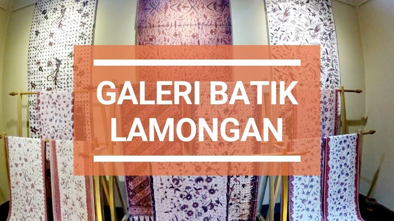 Galeri Batik Lamongan Di House Of Sampoerna