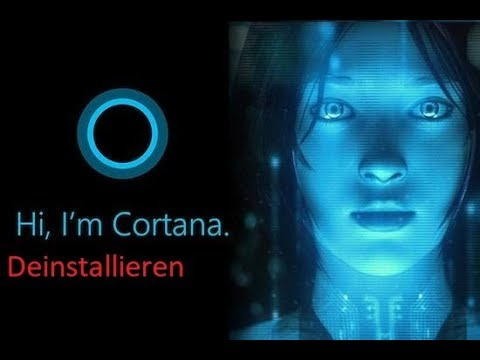 Cortana Deinstallieren