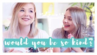 would you be so kind - dodie cover (Alycia Marie x Kim Leitinger)
