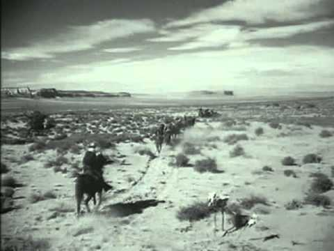 STAGECOACH - MONUMENT VALLEY (1939)