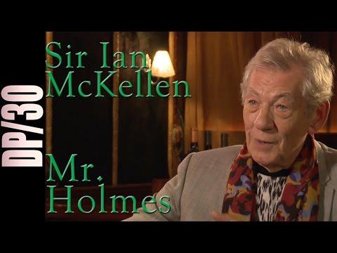 DP/30: Mr. Holmes, Sir Ian McKellen