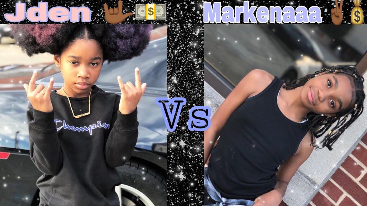 Jden vs markenaaa (hard dance battle)must watch