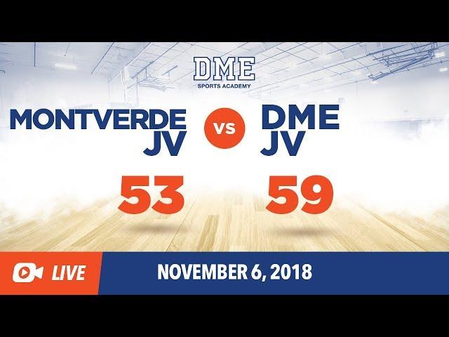 Montverde JV vs. DME Sports Academy JV