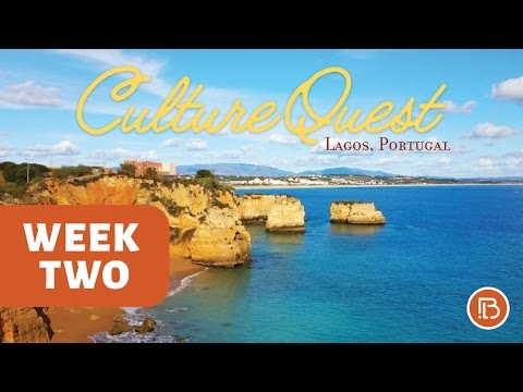 Culture Quest: Week Two - Lagos, Portugal
